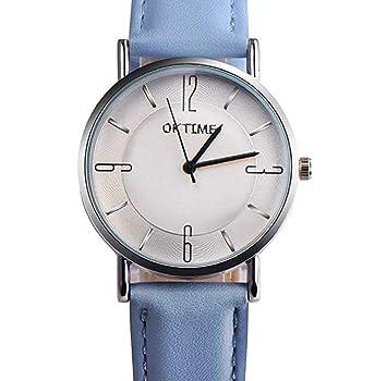 Limpieza de venta! Relojes para mujer, ICHQ Relojes de cuarzo para mujer, relojes