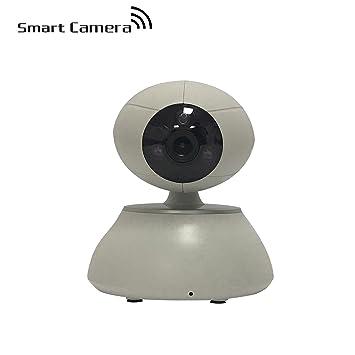 Cámara IP Live – Cámara de seguridad exterior con detector de movimiento Wifi Cámara vigilabebés Dome