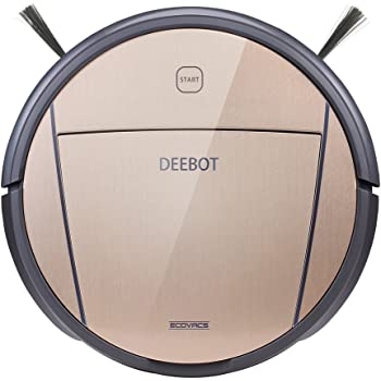 Amazon Com Ecovacs Deebot D45 Robotic Vacuum Cleaner