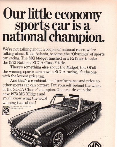 The 8 best mg auto advertising