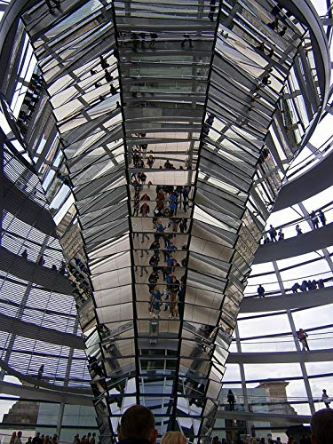 Photography Poster - Glass Dome, Berlin, Reichstag, 24