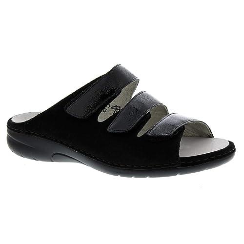 Waldläufer Damen Gunna Pantoletten Schuhe