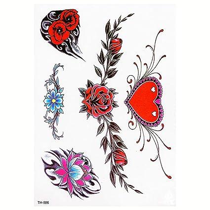 Tatuaje falso, Tatuajes temporales para las mujeres Pegatinas para ...