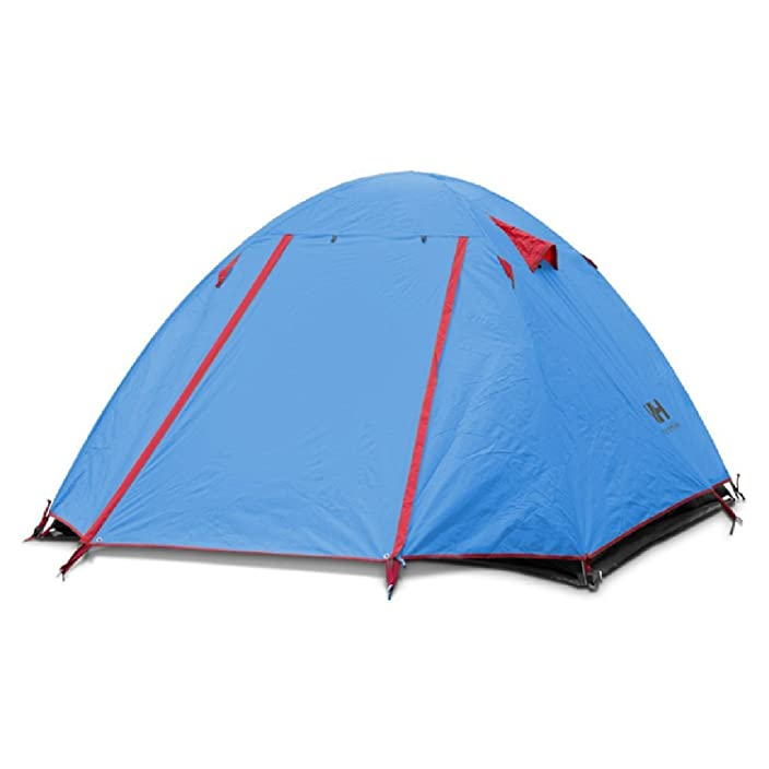 WEANAS Professional Backpacking Tent 2 3 4 Person 3 Season Weatherproof Double Layer