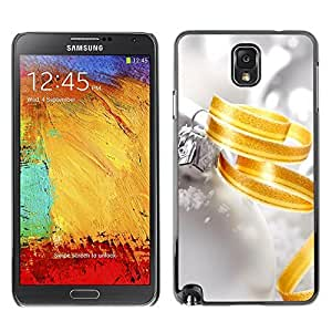 YOYO Slim PC / Aluminium Case Cover Armor Shell Portection //Christmas Holiday Decoration 1065 //Samsung Note 3
