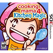 Cooking Mama 4: Kitchen Magic NEW Nintendo 3DS Game