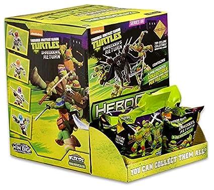 Teenage Mutant Ninja Turtles HeroClix: Shredder`s Return Gravity Feed