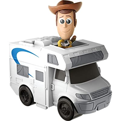 Disney Pixar Toy Story 4 Minis Woody and RV: Toys & Games