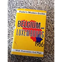 Belgium and Luxembourg 1966