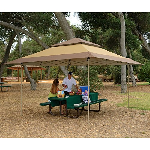 13 x 13 Pop-Up Canopy Gazebo. Great for Providing Extra Shade for your Yard, Patio, or Outdoor Event.