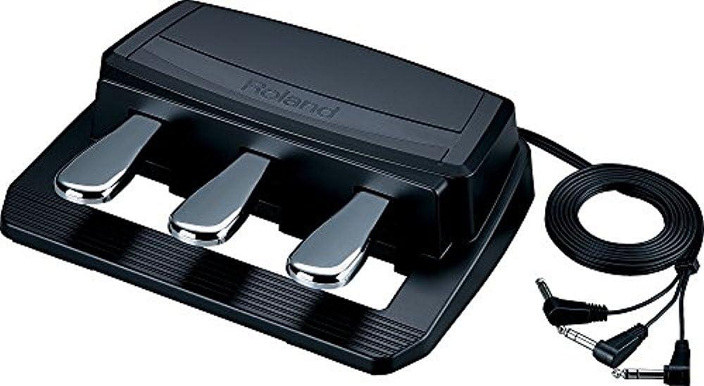 Pedalera triple para teclados de Roland - RPU-3