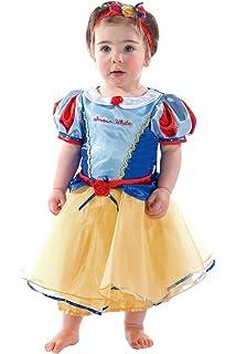 Disney Baby DCPRSW03 - Costume da Biancaneve per Bambina 11c9d5d0350