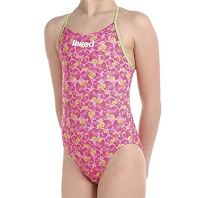 Jaked Big Girls' ONE PIECE PINK POWER