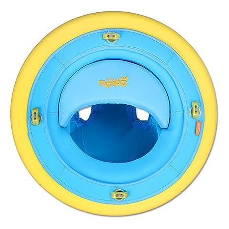 Anillo de Natación Non Inflable Flotador Cuello Asiento del Flotador Ayuda de la Seguridad para Bebés