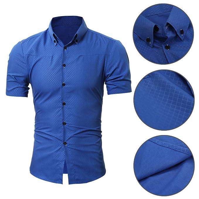 38dd6684f83 Amazon.com  TRENTON Men Shirts