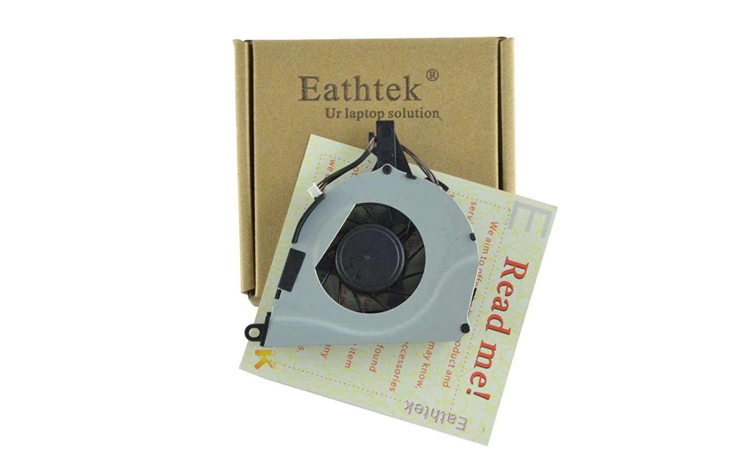 Eathtek Replacement CPU Cooling Fan for Toshiba Satellite L650 L655 AD5505HX-GB3 CWBL6 series