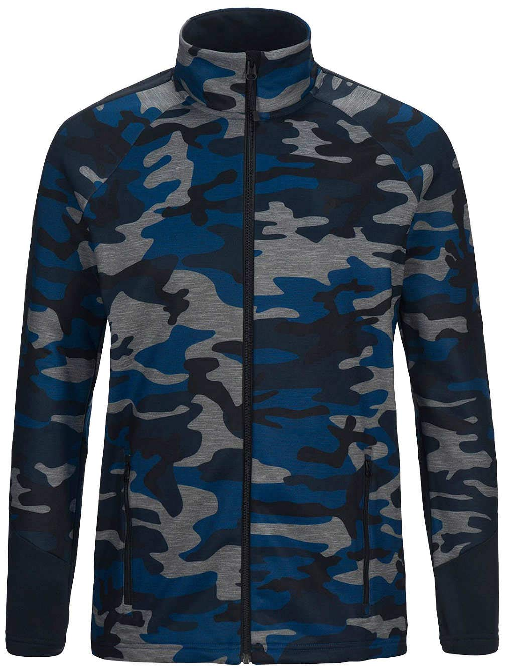 Peak Performance Rider Zip-up Print Pattern