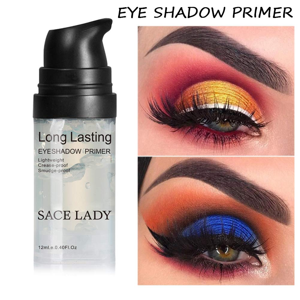 Eye Primer Gel, ROMANTIC BEAR Perfect Pro Transparente Matte Eyeshadow Base für ein Perfekt Vorbehandeltes Augenlid 12 ML ROMANTIC BEAR.