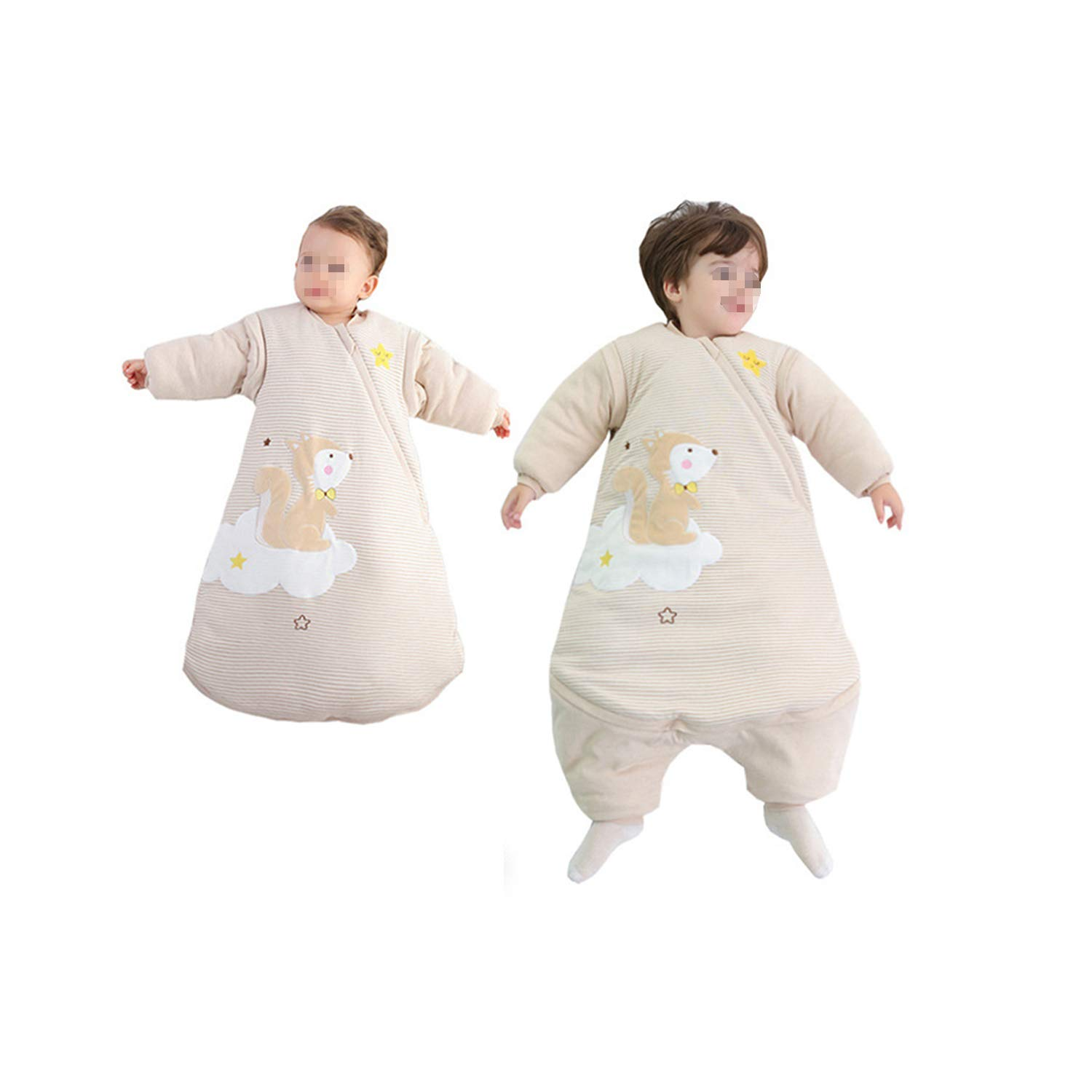 the latest 5c10f 10f5e Childrens One-piece Pajamas Suitable For 1-6 Years Old 3.5 ...