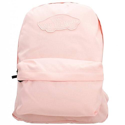 Mochilas Mujer, Color Rosa, Marca VANS, Modelo Mochilas Mujer VANS Realm Backpack Rosa: Amazon.es: Zapatos y complementos