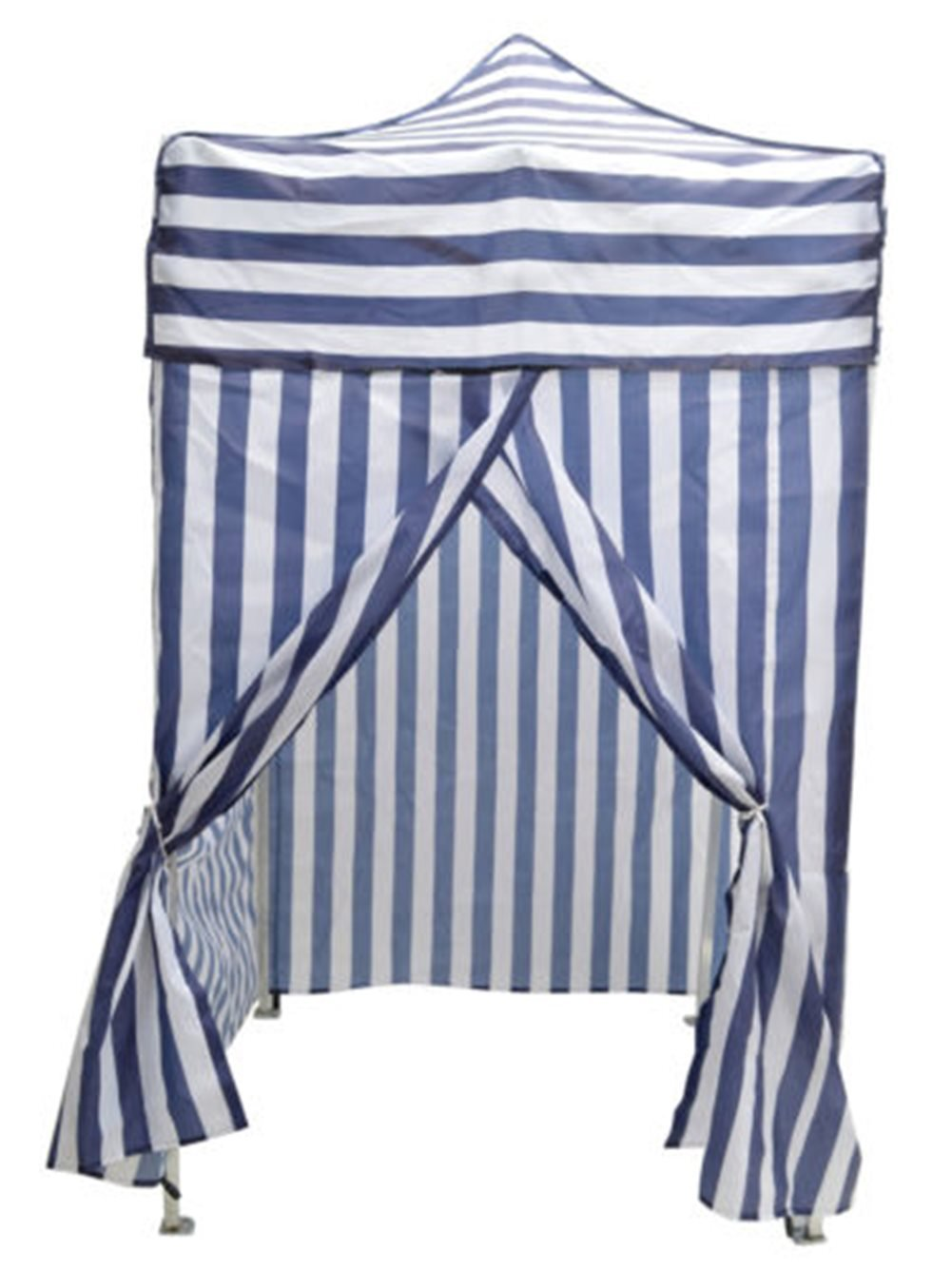 Tent Changing Room Camping Cabana Outdoor Pop Up Canopy Portable Blue Stripe by PTY-Shop-ForU (Image #2)