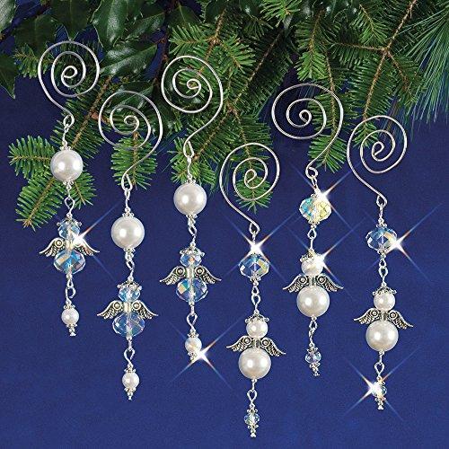 Dangling Angels Beaded Ornament Kit