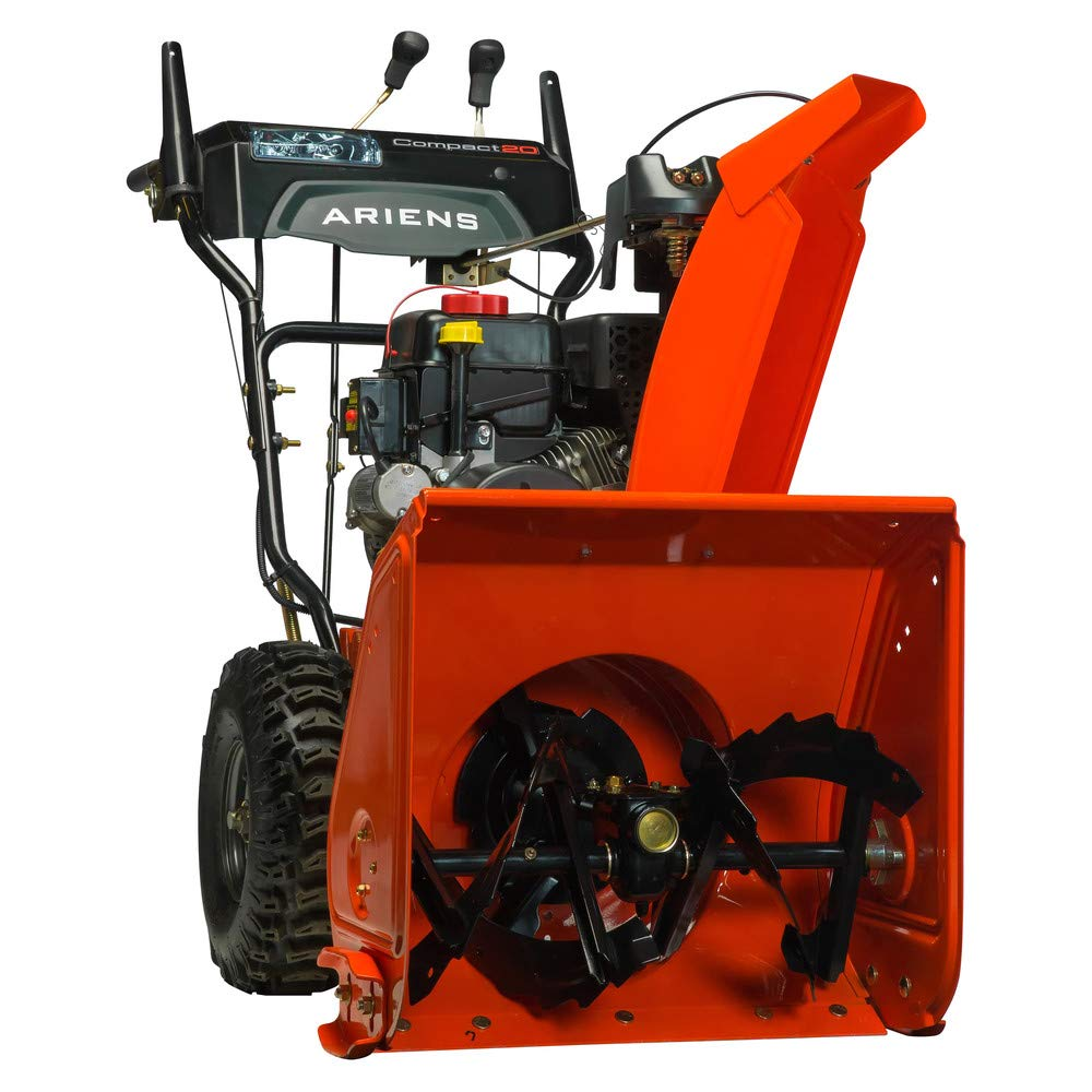 "Amazon.com : Ariens 921030 28"" 2 Stage DLX Snow Throw Plow, Orange : Ariens  Snow Blower : Garden & Outdoor"