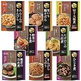 イチビキ おふくろの味 8種類 各4食 32食セット[ 小袋鰹そぼろ付き ]