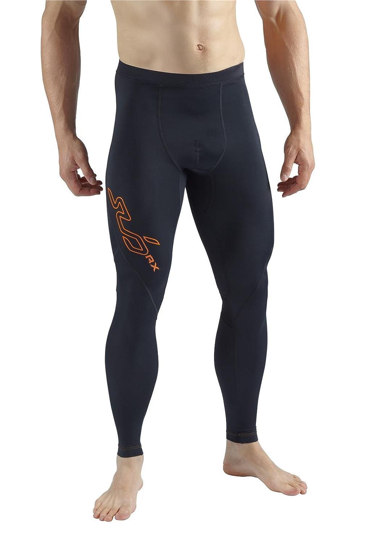 SUB Sports ELITE RX Mens Graduated Compression Tights Pants Base Layer Leggings