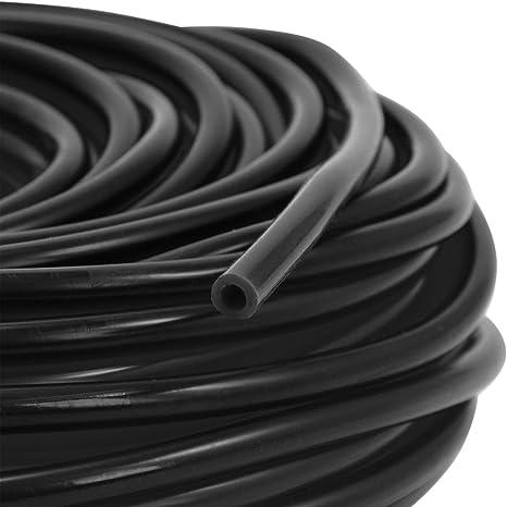 1 mm Spessore parete metraggio Tubo di silicone 4 x 6 mm 1,50 €//M
