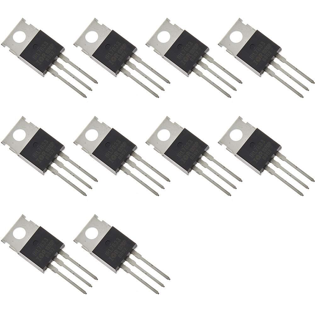 10 V 1 V N Channel 220 Mohm 1.4 A 5 x MOSFET Transistor 30 V