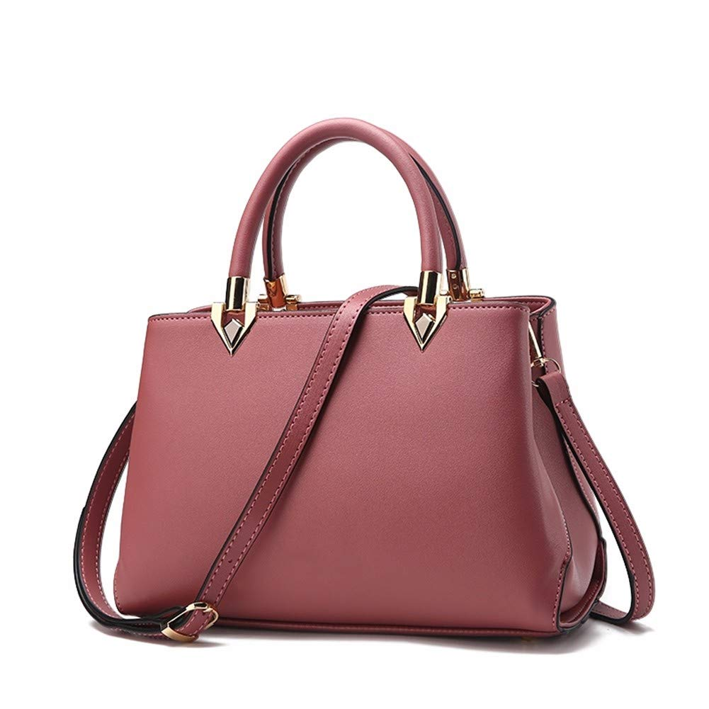 YSJAMM Handtasche Lady Fashion Bag HundROT Mode Umhängetasche