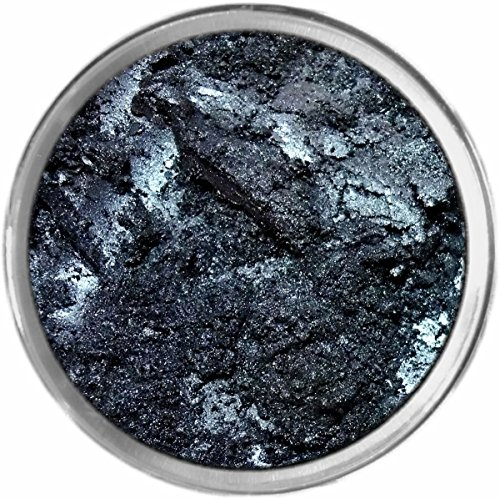 Sultry Blue Loose Powder Mineral Shimmer Multi Use Eyes Face