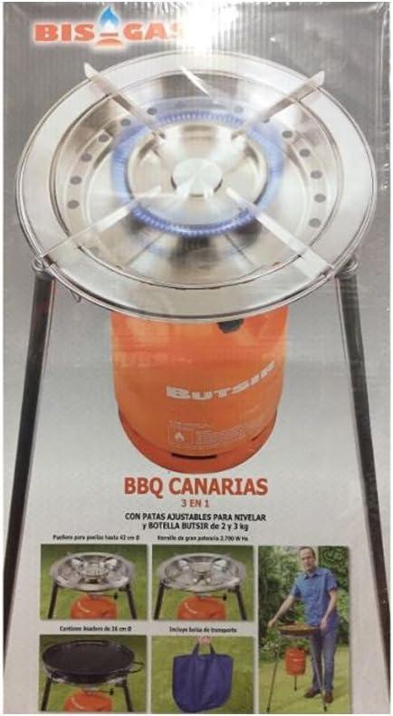 Big-Gas Butsir HOBB0300 Hornillo para Botella: Amazon.es ...