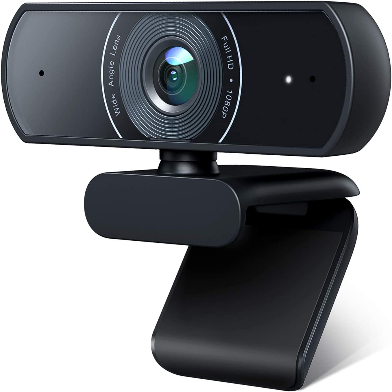 Amazon Com Victure 1080p Webcam Dual Built In Microphones Full Hd Video Camera For Computers Pc Laptop Desktop Usb Plug And Play Conference Study Video Calling