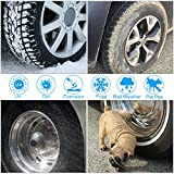 RVMasking Tire Covers for RV Wheel Set of 4 Extra