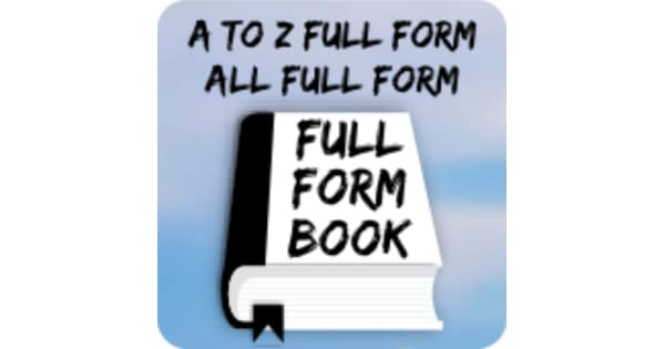 Amazon.com: A to Z Full Form Book: Full Form Dictionary