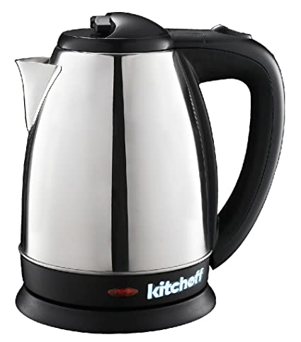 Kitchoff KI1 1.8-Litre Automatic Kettle (Black)