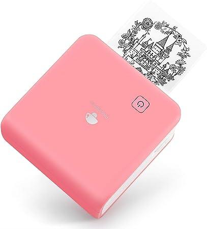 Phomemo Bluetooth Drucker Thermofotodrucker Mini Computer Zubehör