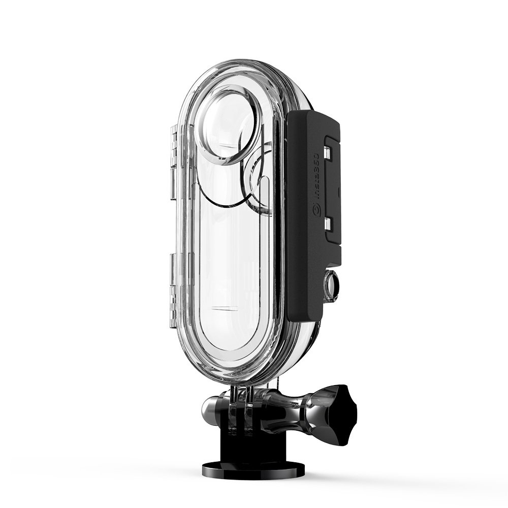 Andeor Insta360 Waterproof Case Housing for Insta360 One Action Camera