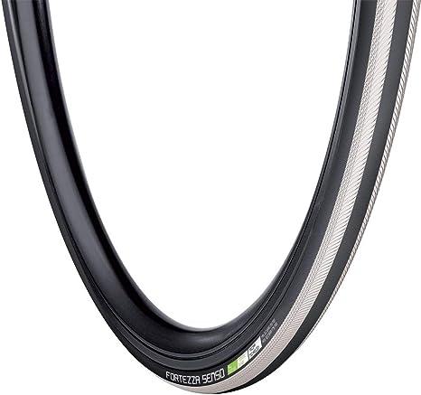 Vredestein Fortezza Senso Superiore neum/ático de Bicicleta Unisex Negro