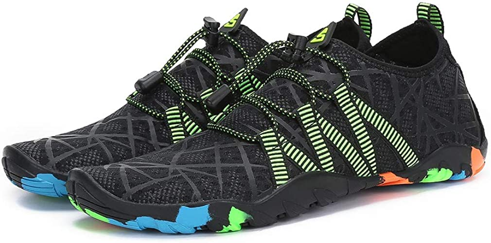 Amazon.com: Leyang - Zapatos de agua de secado rápido para ...
