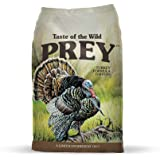 Taste of the Wild PREY - TURKEY - Limited Ingredients - 11.4KG