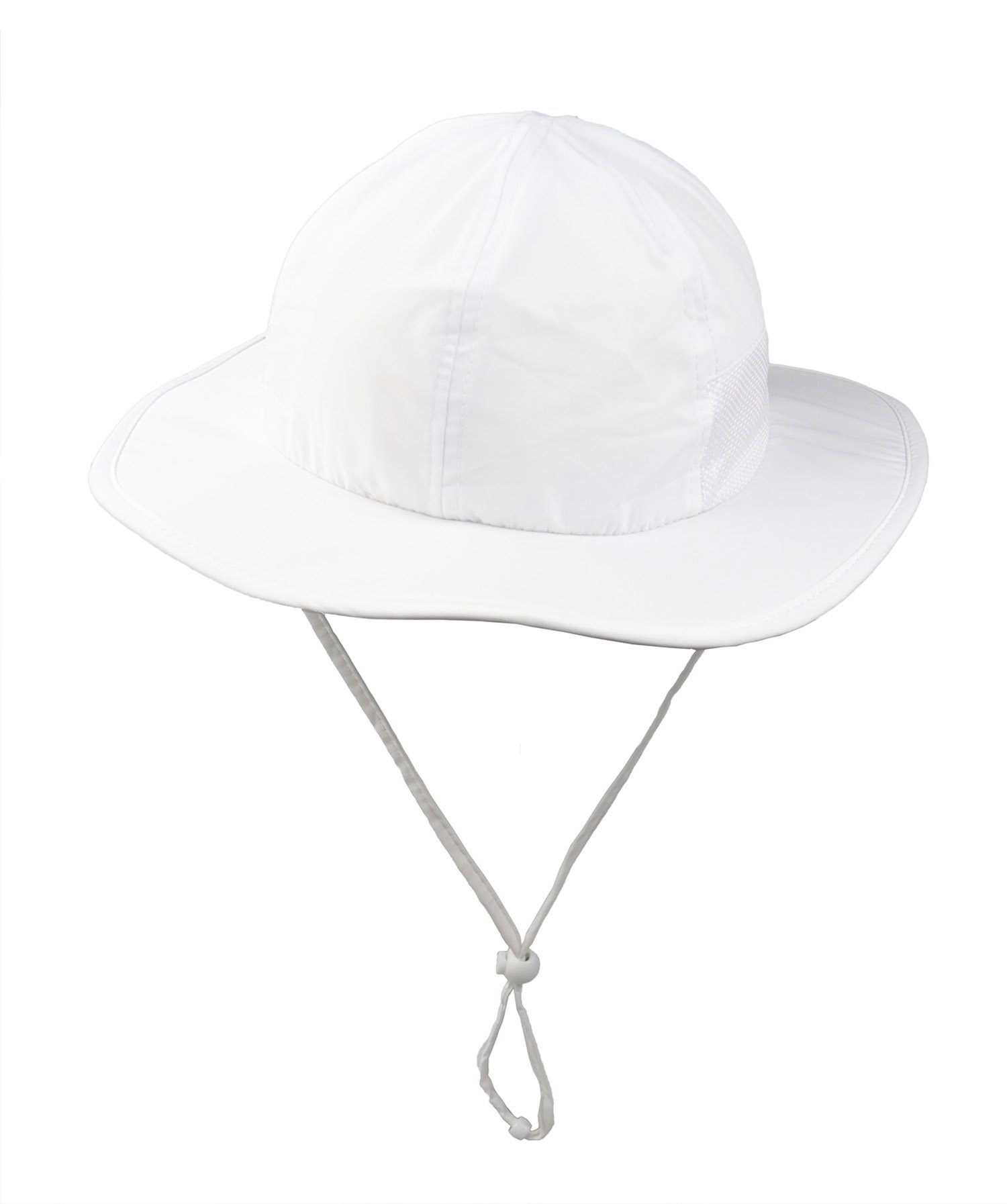 ZZLAY Wide Brim Sun Hat SPF 50+ UV Protection Breathable Adjustable Cap for Baby Toddler Kids