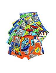 X Shop Little Boy's Super Hero Boxer Briefs (Pack of 5)