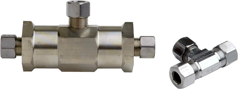 Symmons 4 10b Mechanical Mixing Valve Brass Faucet Trim Kits Amazon Com