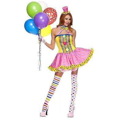 401c0478e5956 Amazon.com: Music Legs Circus Cutie Queens Costume: Clothing