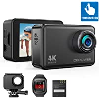 Deals on DBpower EX7000 4K Sports Action Camera 14MP