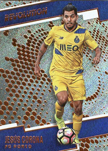 fan products of 2017 Panini Revolution #72 Jesus Corona FC Porto Soccer Card