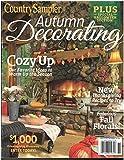 Country Sampler Autumn Decorating Magazine 2018